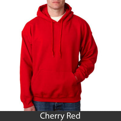 Lambda Chi Alpha Hooded Sweatshirt - Gildan 18500 - TWILL