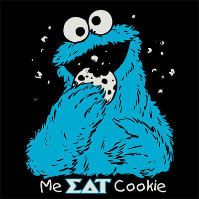 Me Eat Cookie