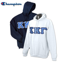 Kappa Kappa Gamma 2 Champion Hoodies Pack - Champion S700 - TWILL