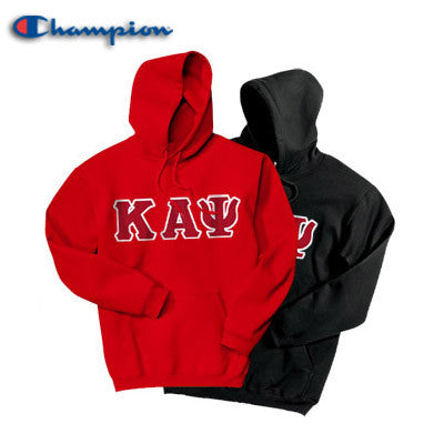 Kappa Alpha Psi 2 Champion Hoodies Pack - Champion S700 - TWILL
