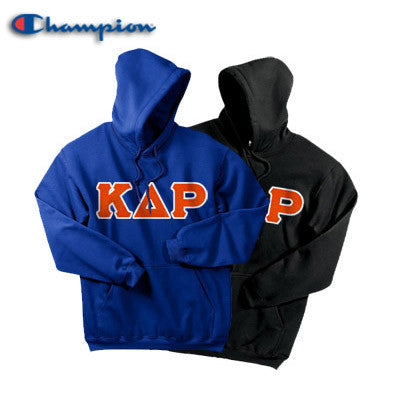 Kappa Delta Rho 2 Champion Hoodies Pack - Champion S700 - TWILL