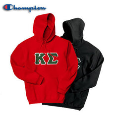 Kappa Sigma 2 Champion Hoodies Pack - Champion S700 - TWILL