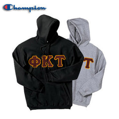 Phi Kappa Tau 2 Champion Hoodies Pack - Champion S700 - TWILL