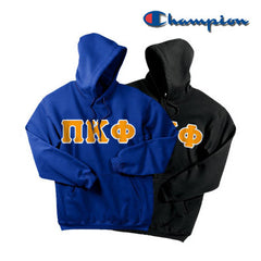 Pi Kappa Phi 2 Champion Hoodies Pack - Champion S700 - TWILL