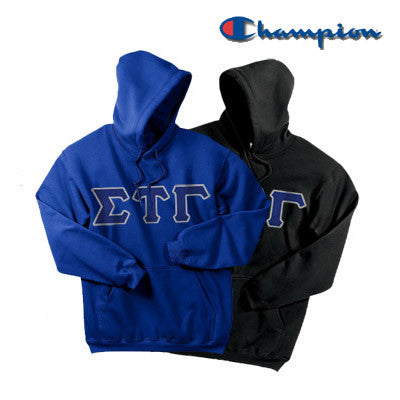 Sigma Tau Gamma 2 Champion Hoodies Pack - Champion S700 - TWILL