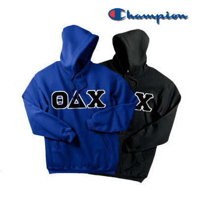 Theta Delta Chi 2 Champion Hoodies Pack - Champion S700 - TWILL