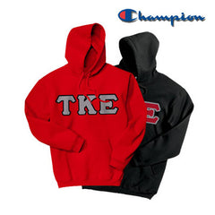 Tau Kappa Epsilon 2 Champion Hoodies Pack - Champion S700 - TWILL
