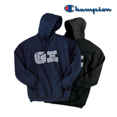 Theta Xi 2 Champion Hoodies Pack - Champion S700 - TWILL