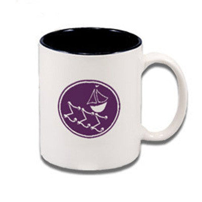 Custom Mascot Coffee Mug - SM11 - SUB