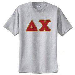 Delta Chi Standards T-Shirt - $14.99 Gildan 5000 - TWILL