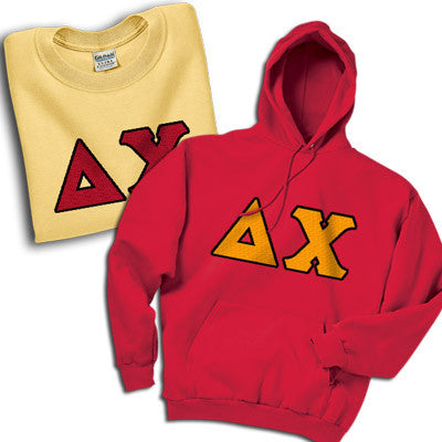 Delta Chi Hoody/T-Shirt Pack - TWILL