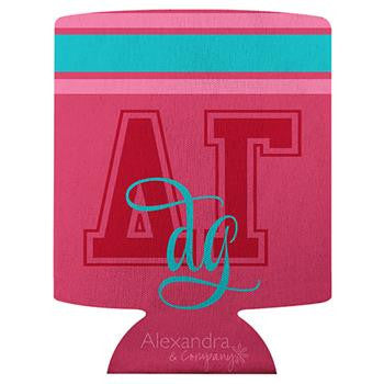 Sorority Koozie - a3004