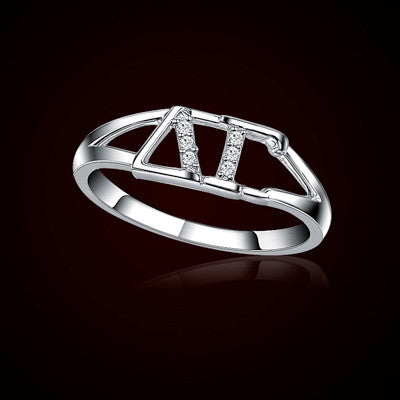 Delta Gamma Sorority Ring - GSTC-R001