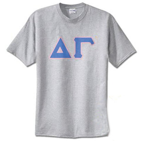 Delta Gamma Standards T-Shirt - $14.99 Gildan 5000 - TWILL