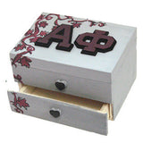 DIY Sorority Jewelry Box - 48-2030