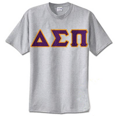 Delta Sigma Pi Standards T-Shirt - $14.99 Gildan 5000 - TWILL