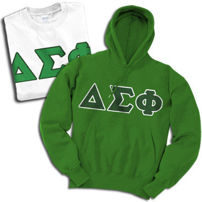 Delta Sigma Phi Hoody/T-Shirt Pack - TWILL