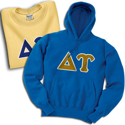 Delta Upsilon Hoody/T-Shirt Pack - TWILL