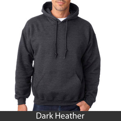 Fraternity 2 Hooded Sweatshirts Special - 2 for 1 - Gildan 18500 - TWILL