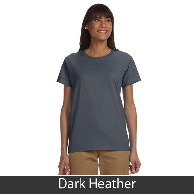Alpha Xi Delta Ladies T-Shirt - Gildan 2000L - TWILL