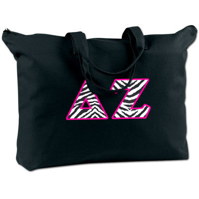 Delta Zeta Shoulder Bag - Bag Edge BE009 - TWILL