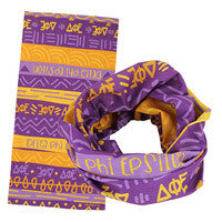 Sorority head buff headwrap alexandra co a1003 for Lil flip jewelry collection