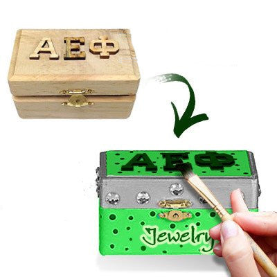 Personalized sorority diy greek accessories and gifts do it yourself greek wooden box 48 1949 solutioingenieria Images