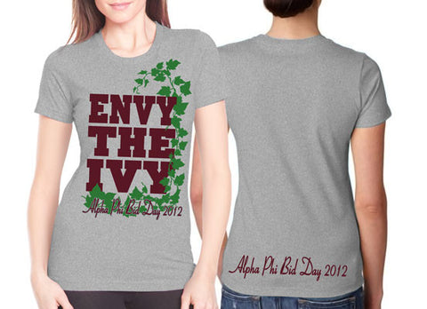 Envy The Ivy