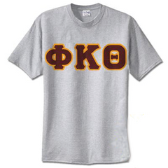 Phi Kappa Theta Standards T-Shirt - $14.99 Gildan 5000 - TWILL