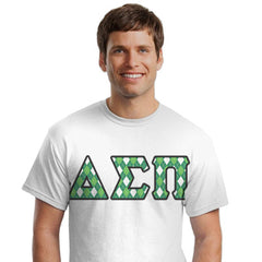 Fraternity Panoramic Pattern Printed Tee - Jerzees 21MR - SUB