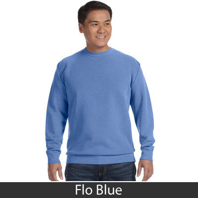 Fraternity Crewneck Sweatshirt - Comfort Colors 1566 - TWILL