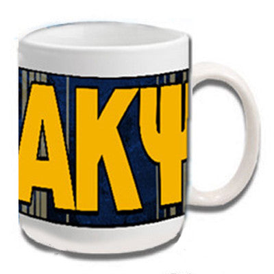 Fraternity Coffee Mug - SM11 - SUB