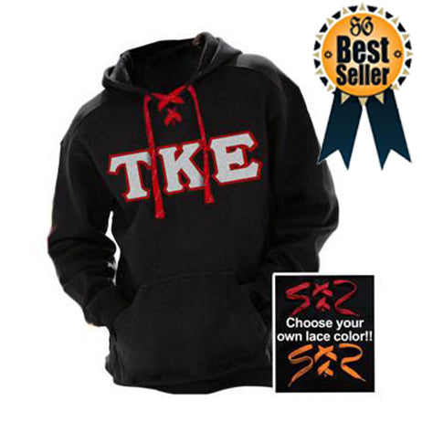 Fraternity Hockey Hooded Sweatshirt