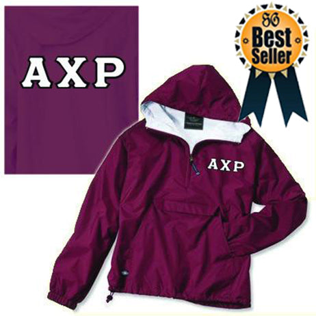 Fraternity Custom Pullover Jacket