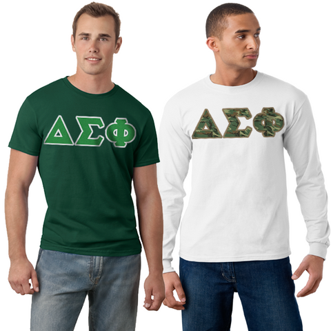 Fraternity T-Shirt and Longsleeve Tee - TWILL
