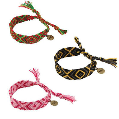 Sorority Friendship Bracelet - Alexandra Co. a1097