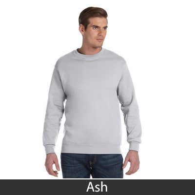 Alpha Epsilon Pi Crewneck Sweatshirt Package - Gildan 12000 - TWILL