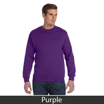 Sigma Alpha Epsilon Crewneck Sweatshirt Package - Gildan 12000 - TWILL