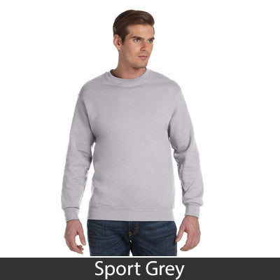 Alpha Tau Omega Crewneck Sweatshirt Package - Gildan 12000 - TWILL