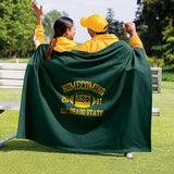 Greek Homecoming Printed Sweatshirt Blanket - Gildan 129 - CAD