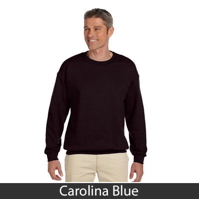 Gamma Phi Beta Sorority 8oz Crewneck Sweatshirt - Gildan 18000 - TWILL