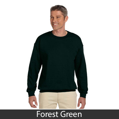 Psi Upsilon Fraternity 8oz Crewneck Sweatshirt - Gildan 18000 - TWILL