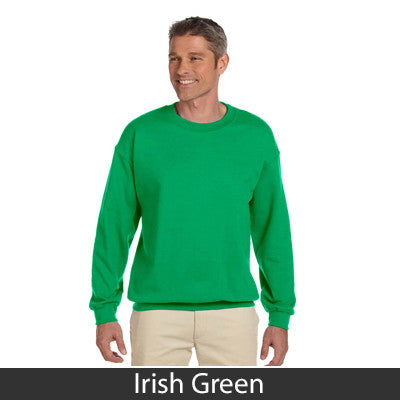 Omega Phi Beta Sorority 8oz Crewneck Sweatshirt - Gildan 18000 - TWILL