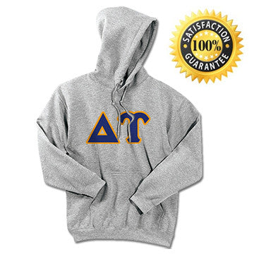 Fraternity Standards Hooded Sweatshirt For Only $25.99 - Gildan 18500 - TWILL