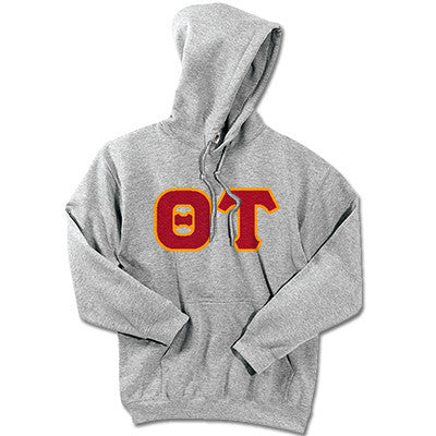 Theta Tau Fraternity Hooded Sweatshirt