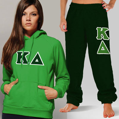 Kappa Delta Hoody / Sweatpant Package - TWILL