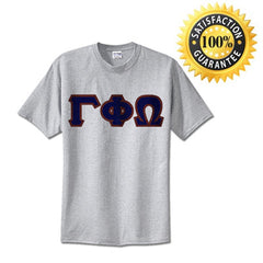 Gamma Phi Omega Standards T-Shirt - $14.99 Gildan 5000 - TWILL