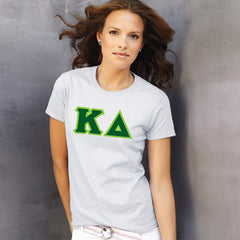 Kappa Delta Ladies T-Shirt - Gildan 2000L - TWILL