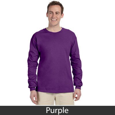 Delta Sigma Pi Longsleeve / Sweatpants Package - TWILL