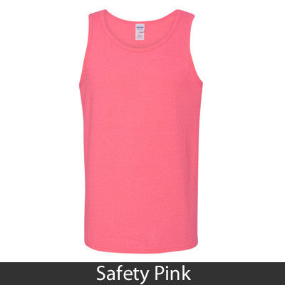 Sorority Big Lil Friend's Design Tank - Gildan G520 - CAD